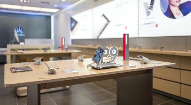 Huawei Türkiye'de Mağaza Açacak!