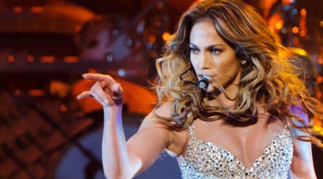 Jennifer Lopez 20 Dakikalık Program İçin 2 Milyon Dolar Kazandı