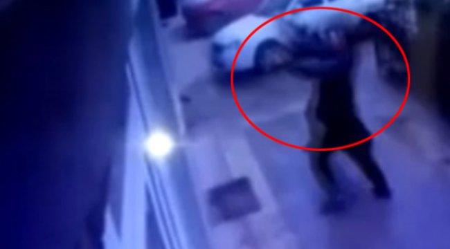 5'inci Kattan Düşen Çocuğu Havada Yakaladı