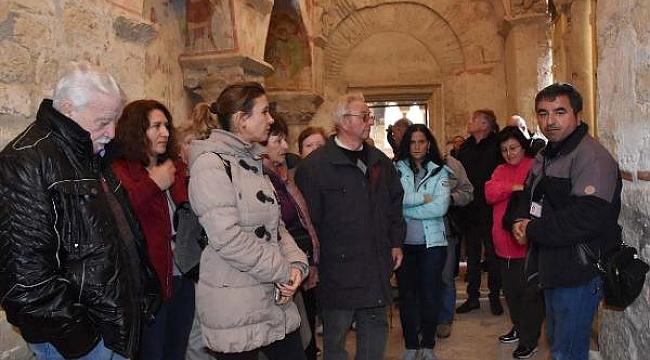 Antalya'da müze ziyaret sayıları yüzde 30 arttı