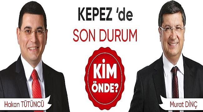 Kepez'de Seçimde Son Durum! Kim Kazandı