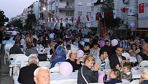 Kepez'de Ramazan Gönül Sofrası