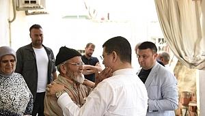 Başkan Tütüncü'den Bayram Ziyareti
