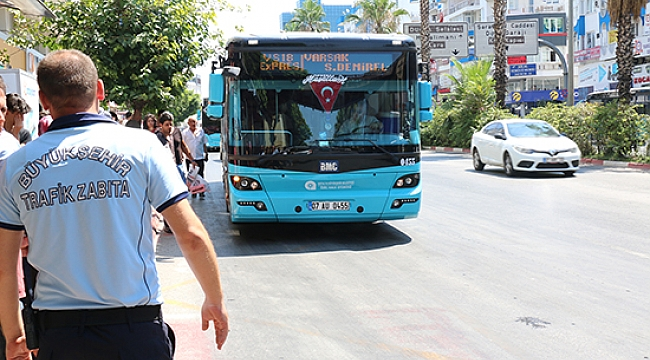 Antalya'da Klima Açmayana Ceza