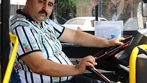 Kahraman Şoför fenalaşan hamile yolcusunu hastaneye yetiştirdi