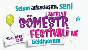 Kepez Belediyesinden Sömestir Festivali
