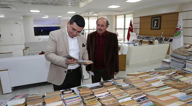 Kepez'de Kitap Bağışı Kampanyasına Rekor Bağış