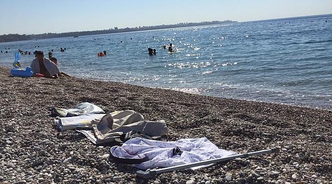 Antalya'da Denizde Cansız Beden Bulundu