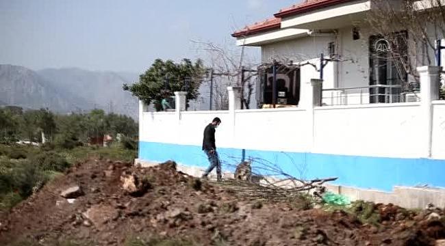 Antalya'da Bulunan Ceset Davasında 2 kişi tutuklandı