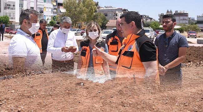 Kepez'e Dokuma'nın merkezine üç yatırım müjdesi
