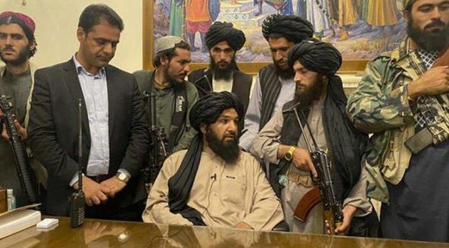 Taliban Hükümet Kurma Çalışmalarını Sürdürüyor