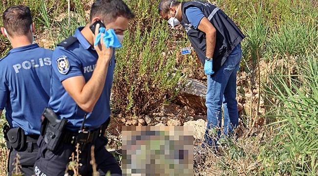 Antalya'da Aynı Yerlerde 2 Ceset bulundu