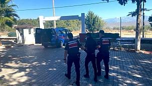 Antalya'da Aranan Hükümlü Operasyon İle Yakalandı