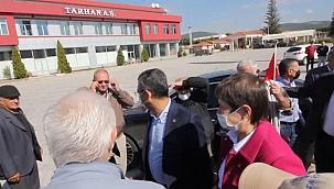 CHP Grup Başkanvekili Özel, Tavşanlı'da konuştu
