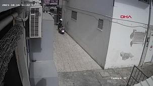 Antalya'da Kırgız Vatandaş Binadan Düştü!